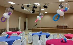 party people event decorating company rattle and double stuff