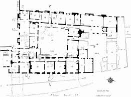 plate 5 brooke house ground floor plan british history online