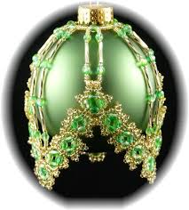 491 best beaded ornament covers images on pinterest beaded