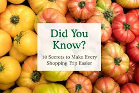 10 secrets to smarter shopping at whole foods market whole foods