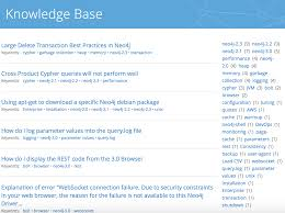 answering all your questions the neo4j knowledge base
