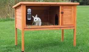 Rabbit Hutch Instructions Small Pet Cages Natura Rabbit Hutch From Trixie Pet Products