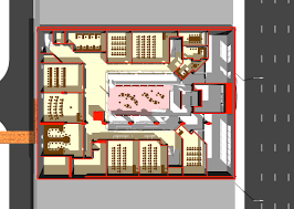 Laboratory Floor Plan Magnolia Science Academy West Edge Architects