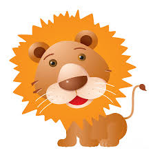 cute jungle animal clipart 76