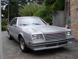 1980s dodge cars 10 wimpiest cars