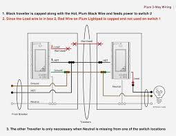 three way light switch wiring diagram unique way dimmerh wiring