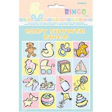 bingo cards walmart amazoncom woodland creatures baby shower game