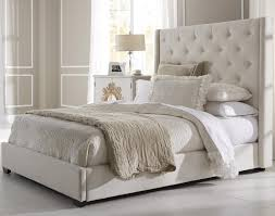 Leather Headboards King Size by Cream Leather Headboard King Size 15 Inspiring Style For Leather