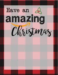 printable christmas cards to make printable christmas gift card holders for amazon paper trail design