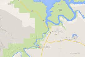 Highway Map Of Arizona by Horseshoe Bend Az The Motherload Of Highway Overlooks