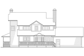 country house plans thompson 10 018 associated designs