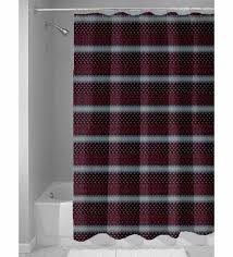 48 Inch Shower Curtain Buy Maroon 84 X 48 Inch Shower Curtain By Haus And Sie