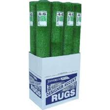 Outdoor Grass Rug Area Rug Outdoor Heavyweight Artificial Grass 4 X 6 Ft Model