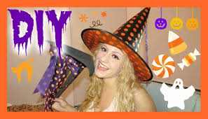 halloween trick or treat bags to make halloween diy trick or treat bag witch hat glam barbie youtube