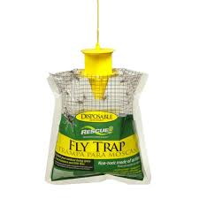 rescue disposable fly trap ftd db12 the home depot