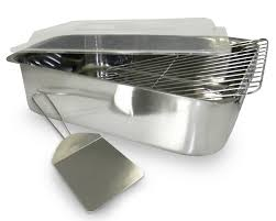Stainless Steel Kitchen Canister Cook Pro Stainless Steel Deep Lasagna Pan U0026 Reviews Wayfair