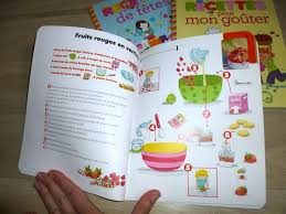 livre de cuisine enfant livres de cuisine pour enfants lito