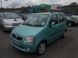 2003 53 reg vauxhall agila 1 2 16v design for sale very clean