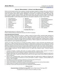 sample resume civil engineer project manager click here to
