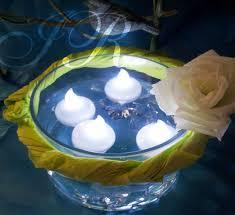 floating led tea lights floating candle jpg t 1524775561