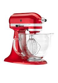 kitchenaid artisan design series 5 qt stand mixer ksm155 belk