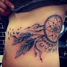 51 dreamcatcher tattoos for women amazing tattoo ideas