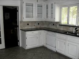 Kitchen Floor Tile Ideas With Dark Cabinets Floor Tile Size For Small Kitchen U2013 Gurus Floor