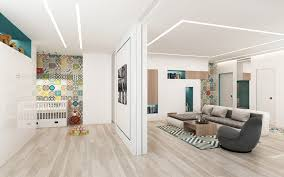 how to divide a room without a wall half wall divider interior design ideas