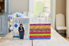 Ina Garten Salad Recipes by Barefoot Contessa Parties Cookbooks Barefoot Contessa