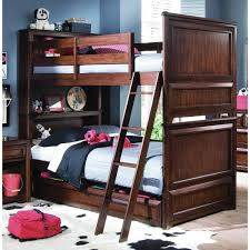Twin Bunk Bed Designs by Lea Furniture Elite Expressions Bunk Bed