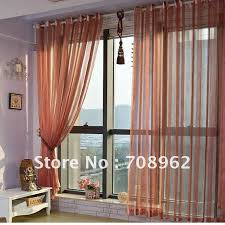 Yarn Curtains Western Style Living Room Curtains Carameloffers