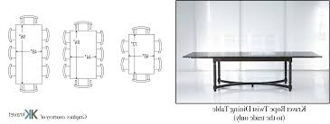 Dining Table Size For 4 8 Seater Dining Table Dimensions Cm Room Decor Ideas And Size For