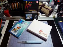 spotlight on the paper mate flair felt tip pens and the sakura koi