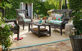 Indoor Outdoor Patio Rugs by Deck Jute Blue Trim Rug Indoor Outdoor Rugs That Will Make Your