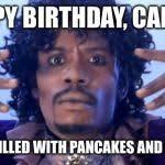 Happy Birthday Meme Creator - prince happy birthday meme generator imgflip