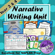 grade year level primary education year 4 narrative