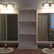 Framing Builder Grade Bathroom Mirror How To Frame A Builder Grade Mirror A Breakdown Of The Details