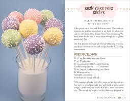 pop o licious cake pops cake pop recipe book joey dellino and