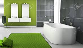 interieur salle de bain moderne intérieur de la maison d u0027une salle de bains moderne avec un design