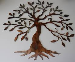 15 best collection of celtic tree of wall