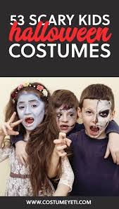 53 scary halloween costumes for kids costume yeti