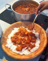 recette de cuisine africaine thiou aux crevettes shrimps recipe