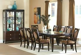 6 8 seater round dining table 8 seat dining room set womenforwik org