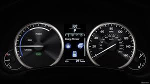 lexus supercar instrumentation lexus rc f instrument cluster in sport mode lexus rc f cars