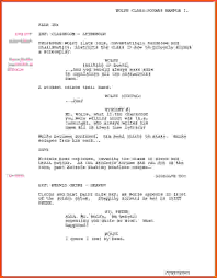 screenplay template whether you want to spend as little as an