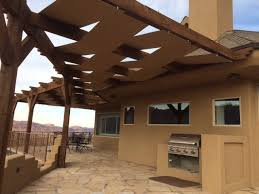 Pergola With Fabric by 12 Pergola Roofing Design Ideas Western Timber Frame
