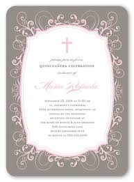 Formal Invitations Formal Frame 5x7 Invitation Card Quinceanera Invitations