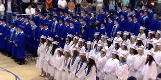 valedictorian leads in lord u0027s prayer at ohio graduation