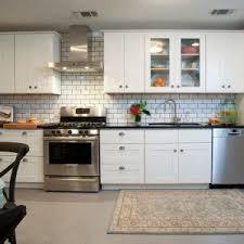 modern white kitchen backsplash how to choose a subway tile kitchen backsplash luury white in