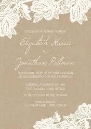 Lace Wedding Invitations Lace Wedding Invitations Oxsvitation Com